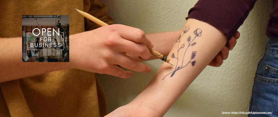 Poking Around the Tattoo Business