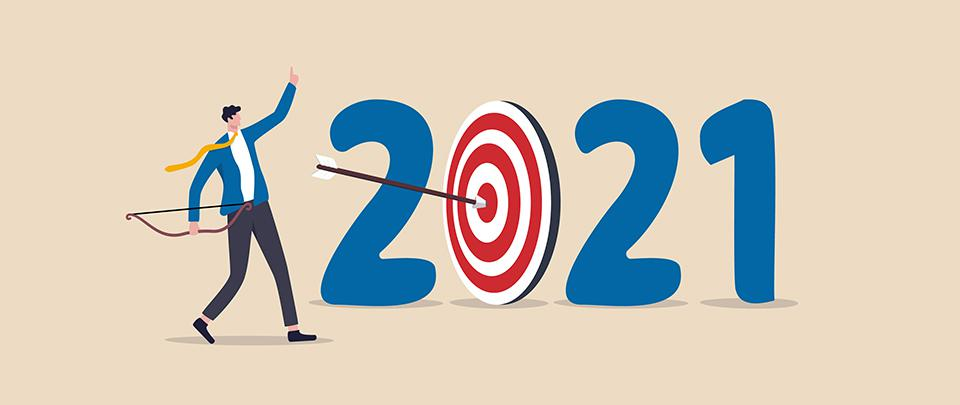 5 Steps to Creating Compelling Goals for 2021