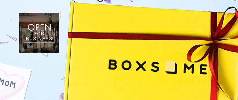 A Box Of Awesome, with Boxsome