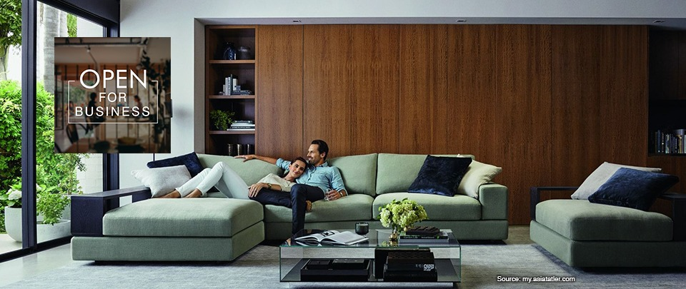 A Furniture Business Built on Family Values
