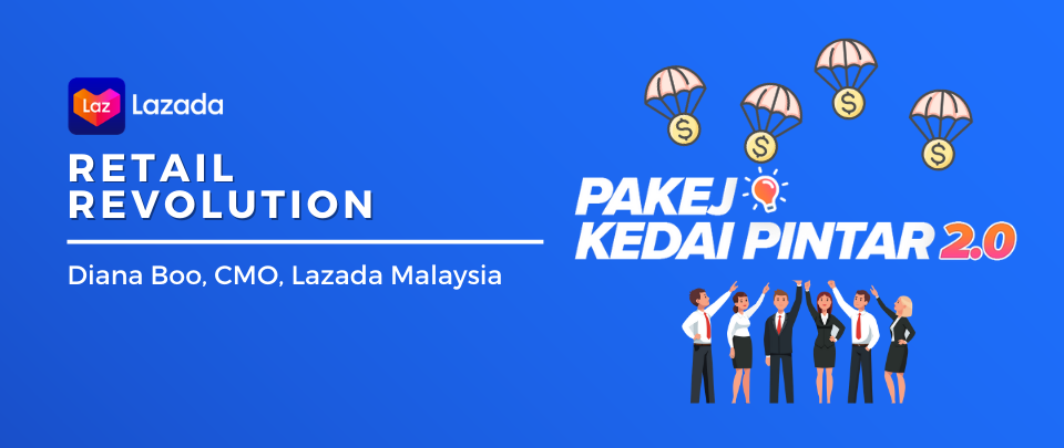 Supporting SMEs To Future Proof Their Business With Lazada's 'Pakej Kedai Pintar'
