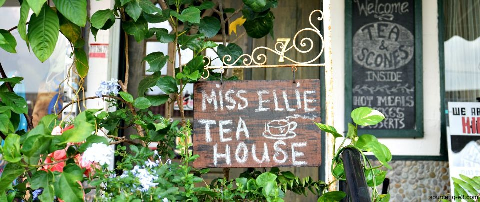 Ala Carte - Miss Ellie Tea House