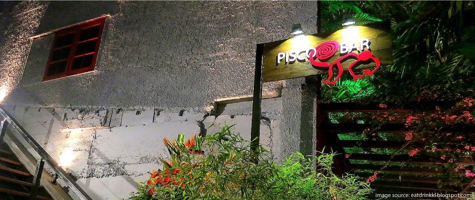Ala Carte: Pisco Bar