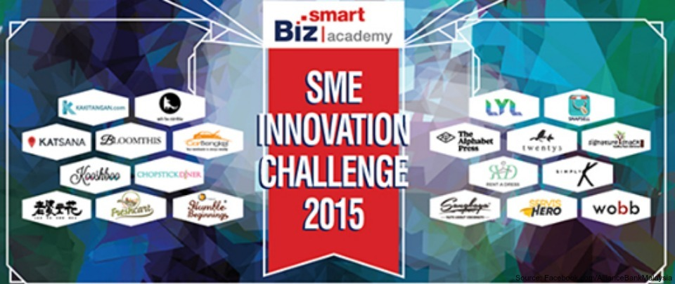 SME Innovation Challenge 2015 #10 -  Lao Po Recipe & WOBB
