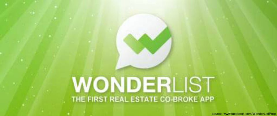 Open For Business - Wonderlist