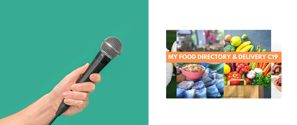 Voice of SMEs-  MY Food Directory and Delivery C19