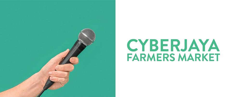 Voice of SMEs - Cyberjaya Farmer's Market