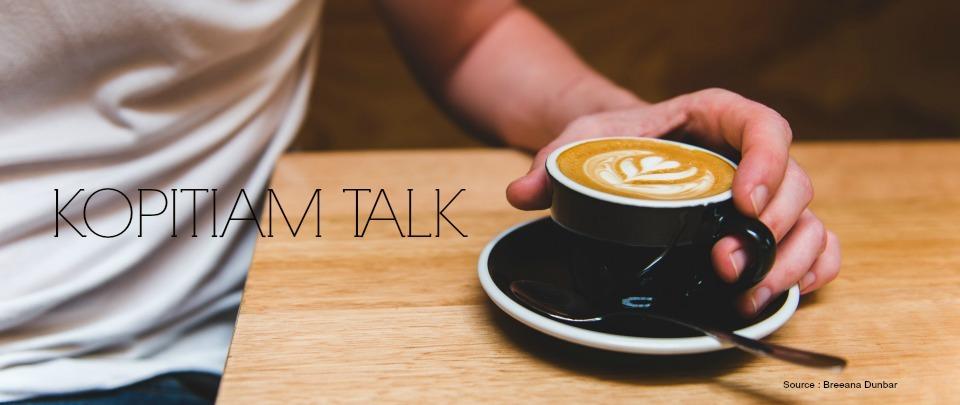 Up The Ante - Kopitiam Talk #5: Managing 20 over investors