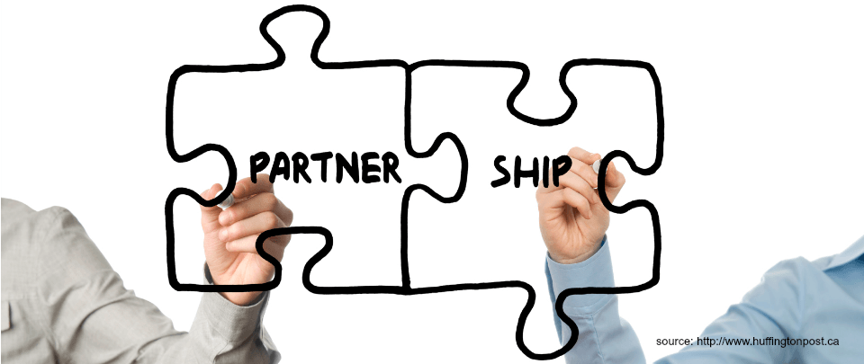 Up The Ante - Are Partnerships A Waste Of Time