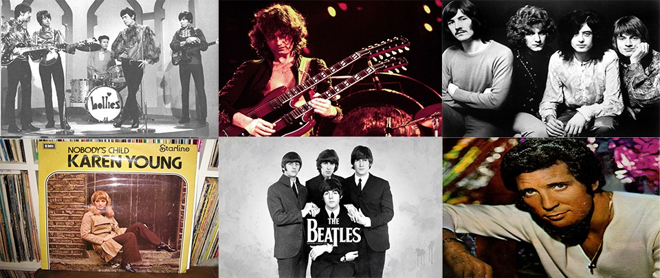 Pick Of The Pops : The Biggest Songs Of The Year 1969