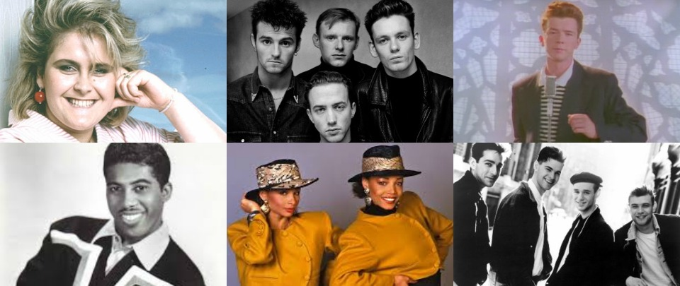 Pick Of The Pops - The Biggest Hits of the Year 1987