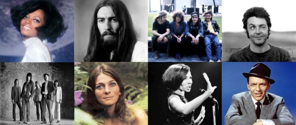 Pick Of The Pops: The 30 Most Popular Songs of the Year 1971