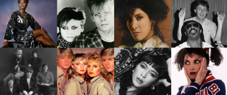 Pick Of The Pops: The Top 30 Songs of the Year 1982