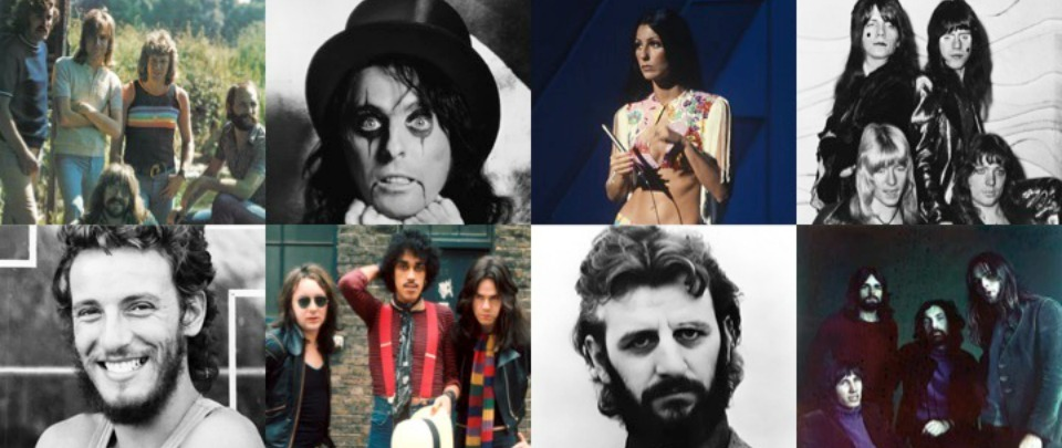 Pick Of The Pops: The Most Popular Songs of the Year 1973