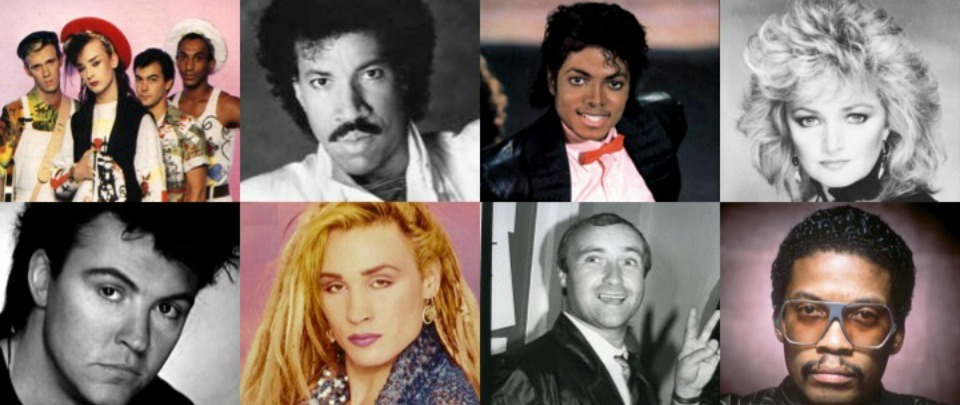 Pick Of The Pops: The Most Popular Songs of the Year 1983