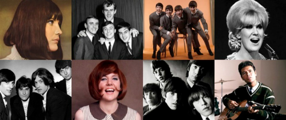 Pick Of The Pops: The Most Popular Songs of the Year 1964