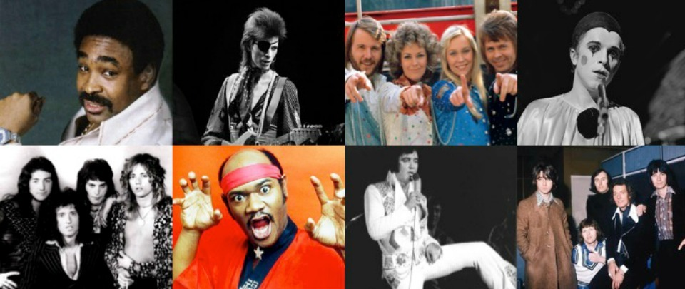 Pick Of The Pops: The Most Popular Songs of the Year 1974