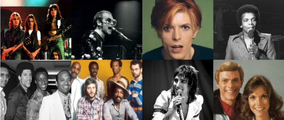 Pick Of The Pops: The Most Popular Songs of the Year 1975
