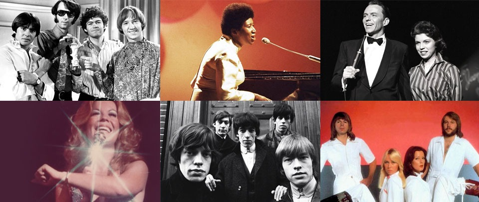 Pick of The Pops: The Most Popular Songs of the Year 1967