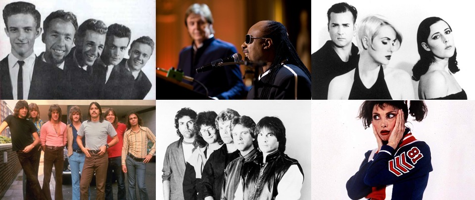 Pick of The Pops: The Most Popular Songs of the Year 1982