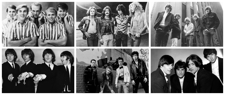 Pick of the Pops: Rolling Stones Magazine's Greatest Songs Of All Time
