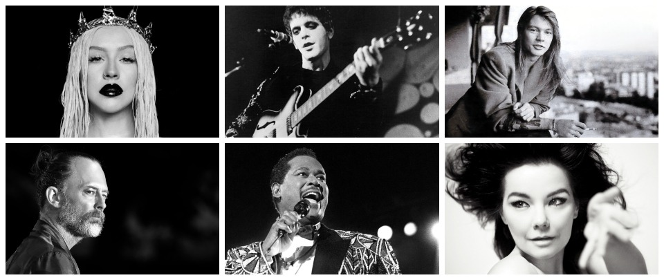 Pick of the Pops: Rolling Stones Magazine's Greatest Singers Of All Time