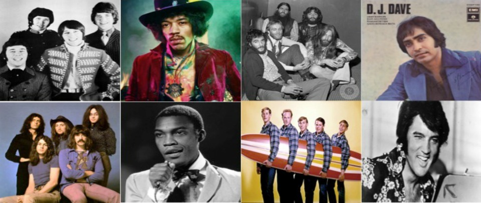 Pick Of The Pops: The Top 30 Songs of the Year 1970