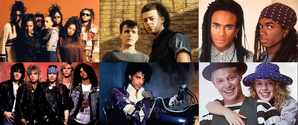 Pick of the Pops: The Biggest Hits of the Year 1989