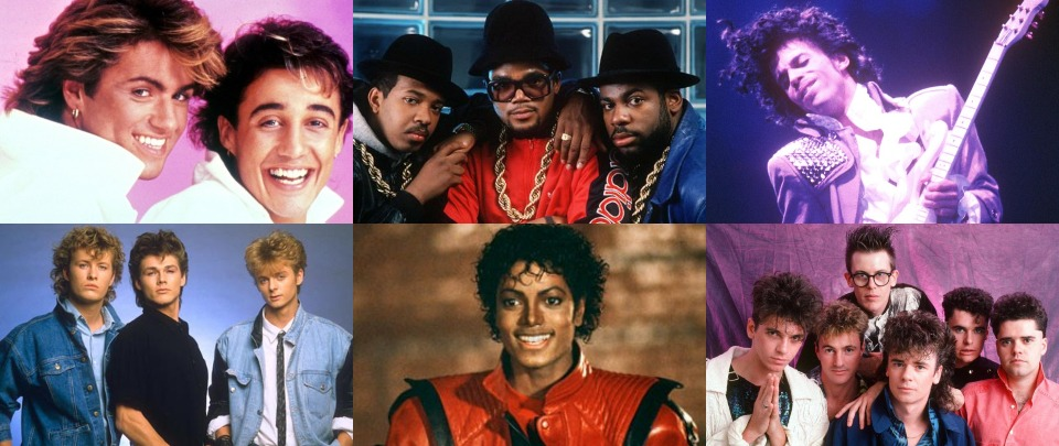 Pick of the Pops: The Biggest Hits from the 1980s