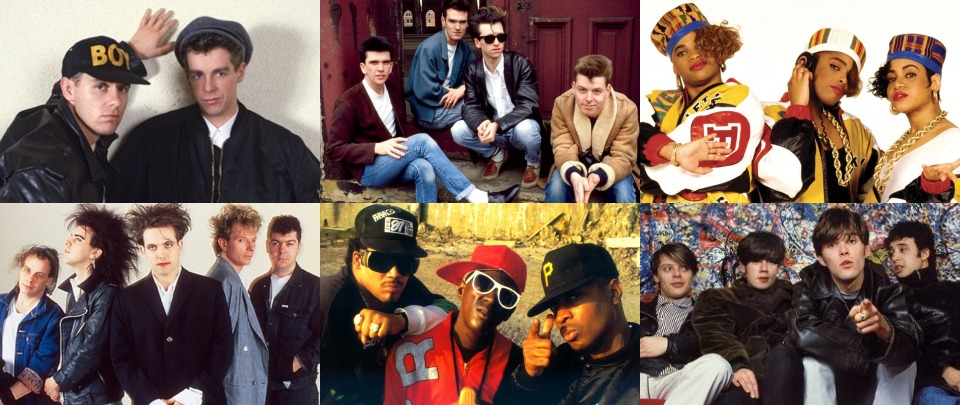 Pick of the Pops: 1980's Biggest Hits