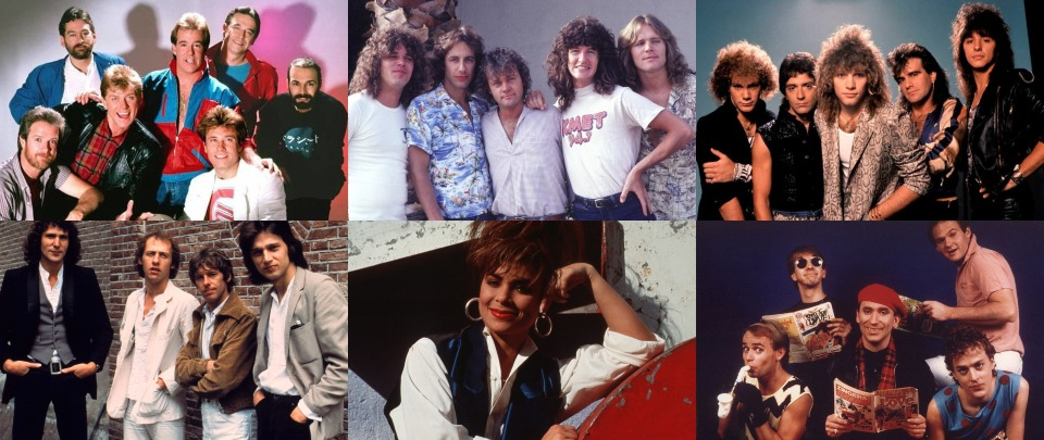 Pick of the Pops: The Best Songs of the 1980s