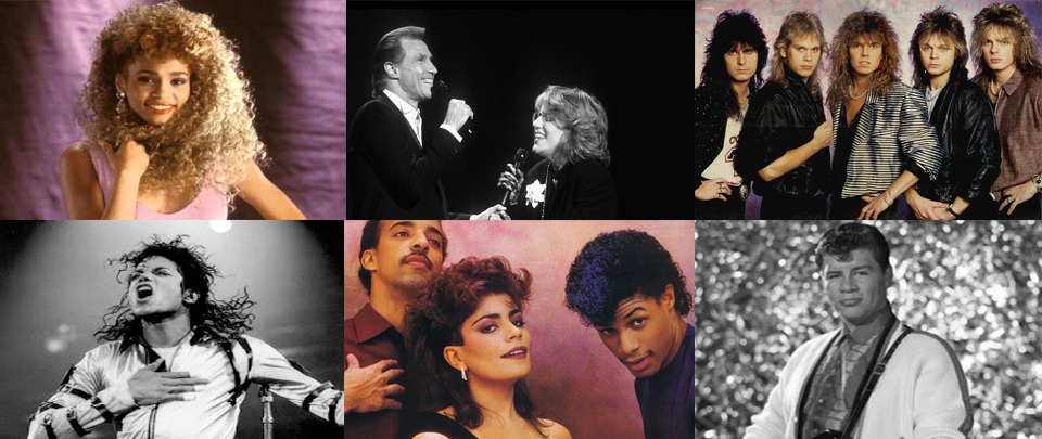 Pick of the Pops: The Biggest Songs of the Year 1987