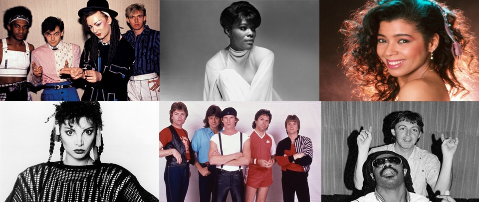 Pick Of The Pops: The Biggest Hits of the Year 1982