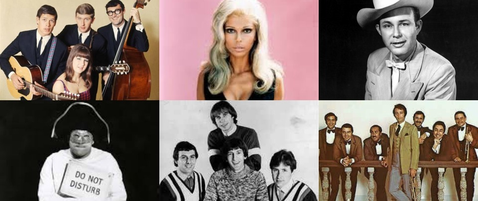 Pick Of The Pops - The Biggest Hits of the Year 1966