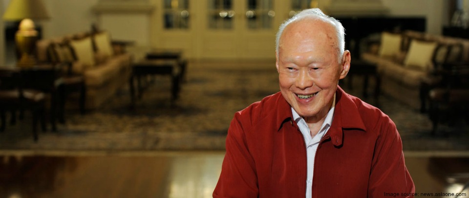 Raise Your Game - The Leadership of Lee Kuan Yew