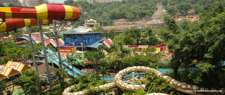 The Business of Theme Parks