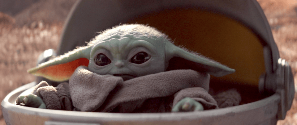 Are Baby Yoda's Powers Strong Enough?