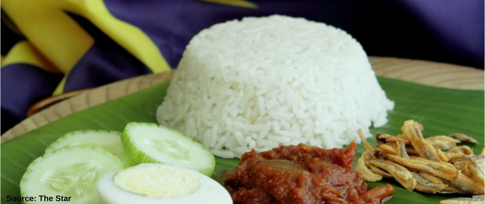 Of Nasi Lemak And The Malaysian Identity