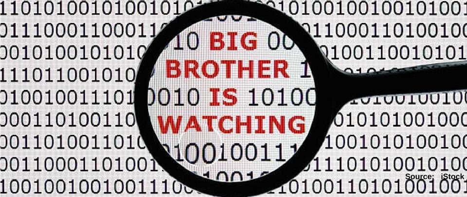 Big Brother Is Not Just Watching, It Can Track Too