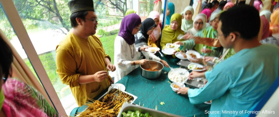 Buka Puasa or Iftar? What's Wrong With Loanwords