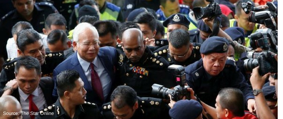 Najib's Trial By Media - Unfair?