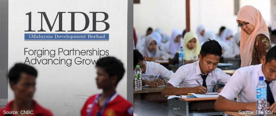 1MDB In The Classroom
