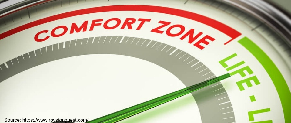 The Case For Staying In Your Comfort Zone