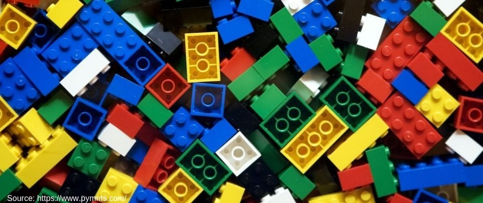 You Might Want to Hang on to Your Lego Sets
