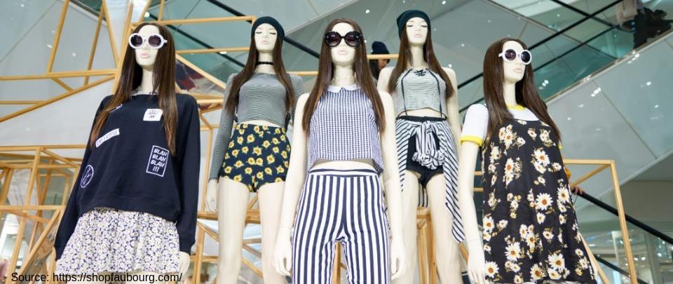 Fast Fashion Isn't Fashion Forward
