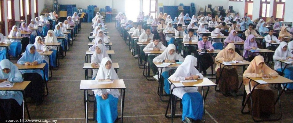 The Sensation Around Examinations