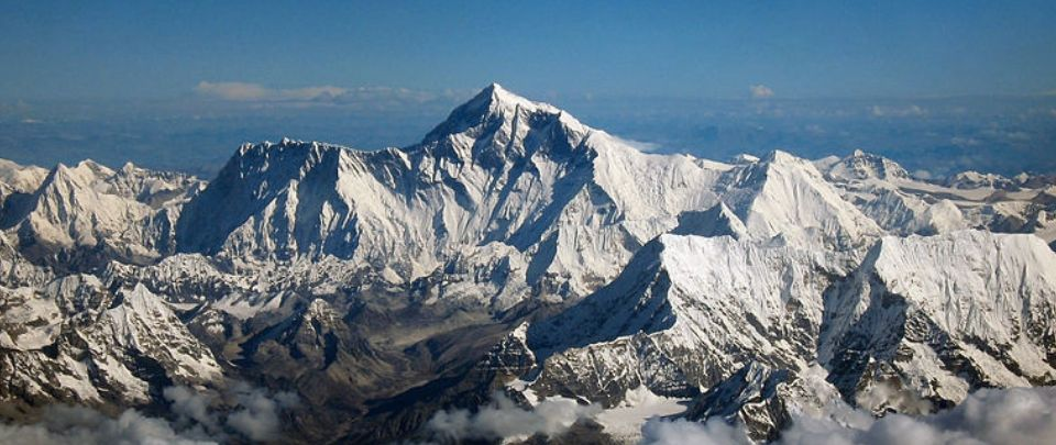 Everest Dwarfed by Overtourism