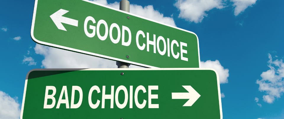 Deconstructing Bad Decisions