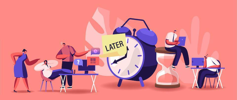 Breaking The Chain Of Procrastination
