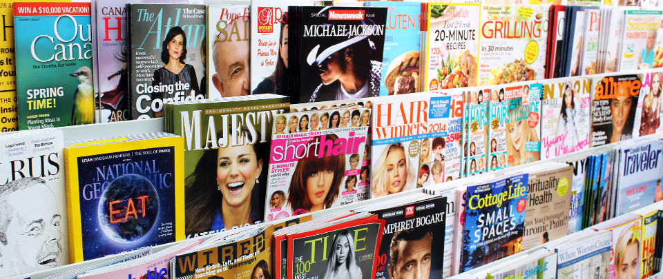 The Rise Of The Bookazine